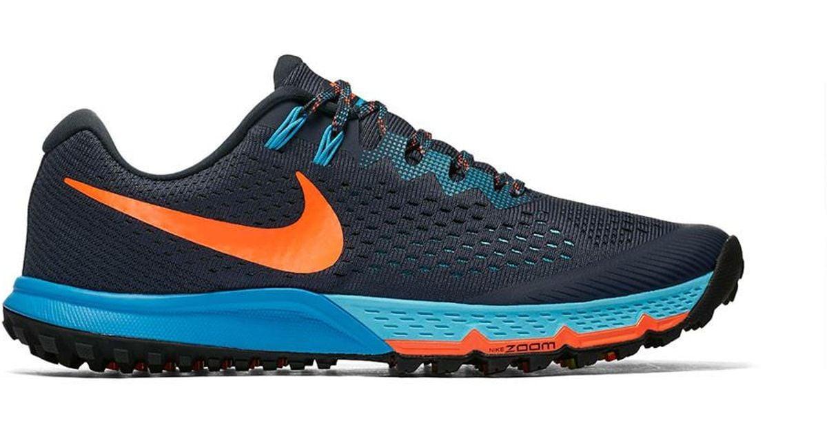 ed2cb0e696abf Lyst - Nike Men s Air Zoom Terra Kiger 4 Trail Running Shoe in Blue for Men
