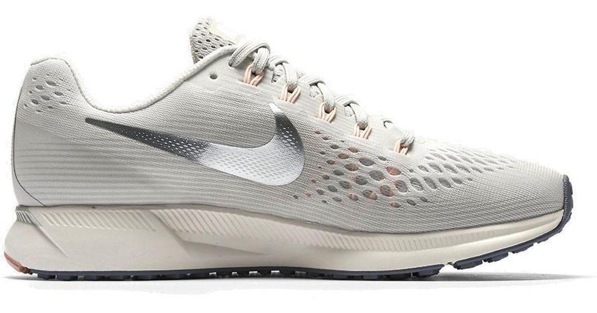 01267bdfbf36 Lyst - Nike Women s Air Zoom Pegasus 34 Running Shoe
