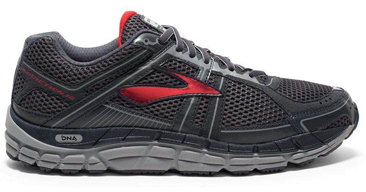 47ec7e01dba Lyst - Brooks Men s Addiction 12 Running Shoes in Gray for Men