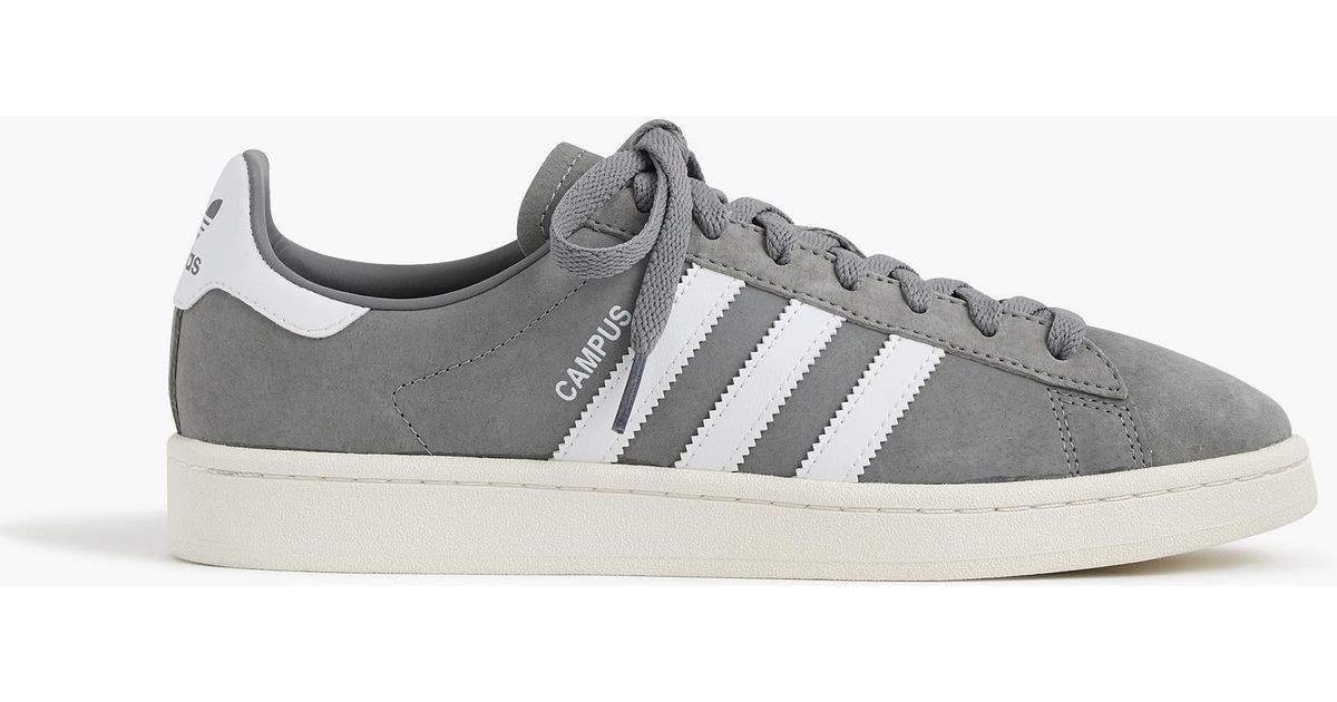 Men Lyst For Gray Sneakers 80 Campus In Adidas J crew Suede rfwzvrq d4c66450c