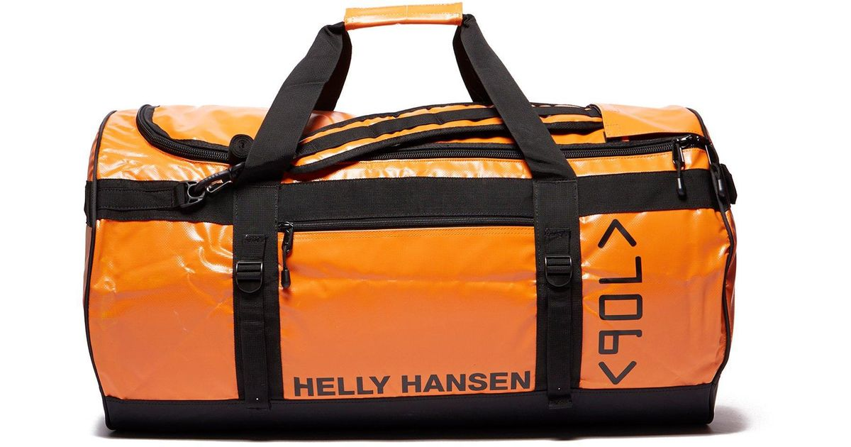 ccbeaf93dd Helly Hansen Duffle Bag 90l in Orange for Men - Lyst