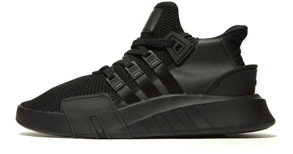Adidas Originals Black Eqt Bask Adv for men