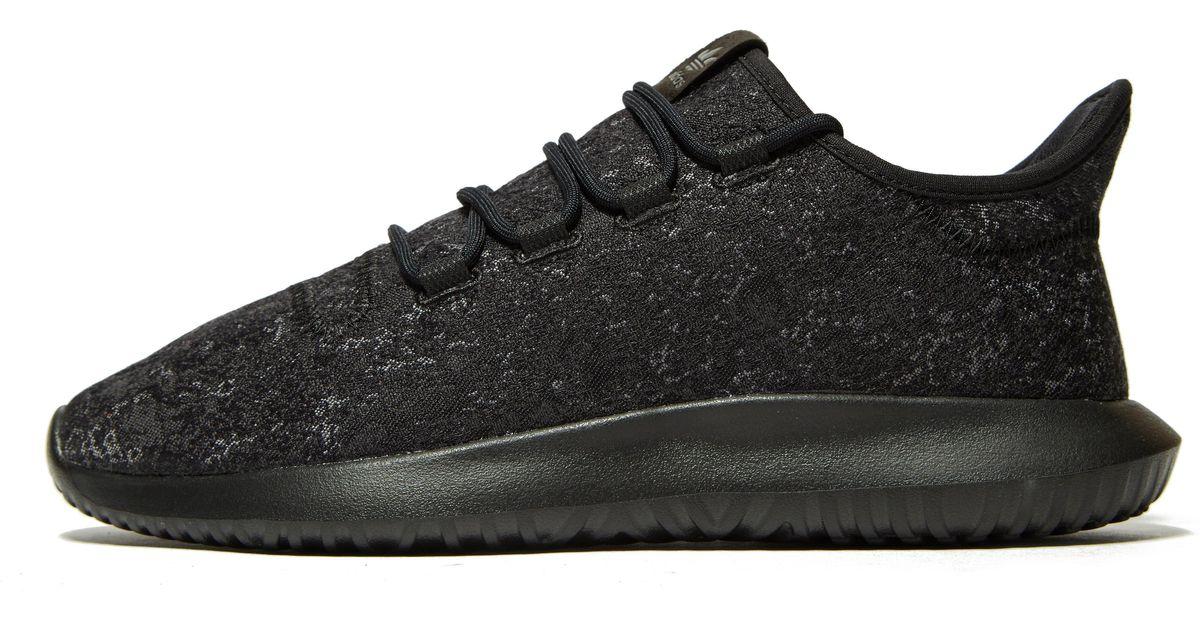 569f5b1815a273 adidas Originals Tubular Shadow Jacquard in Black for Men - Lyst