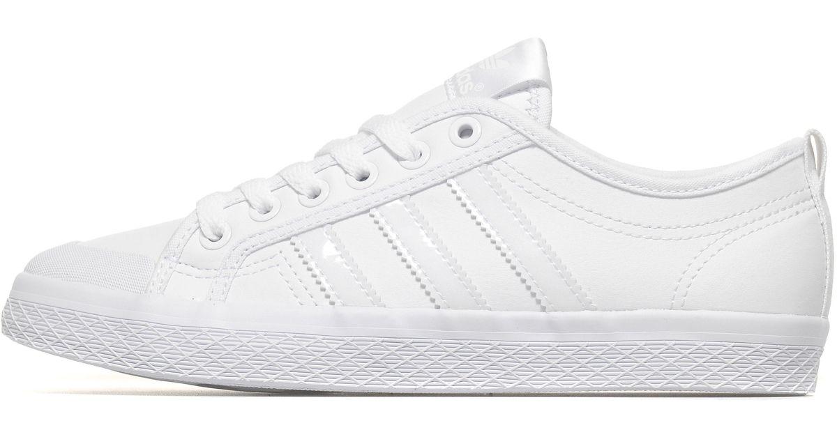 0b6d1a920769 adidas Originals Honey Lo in White - Lyst