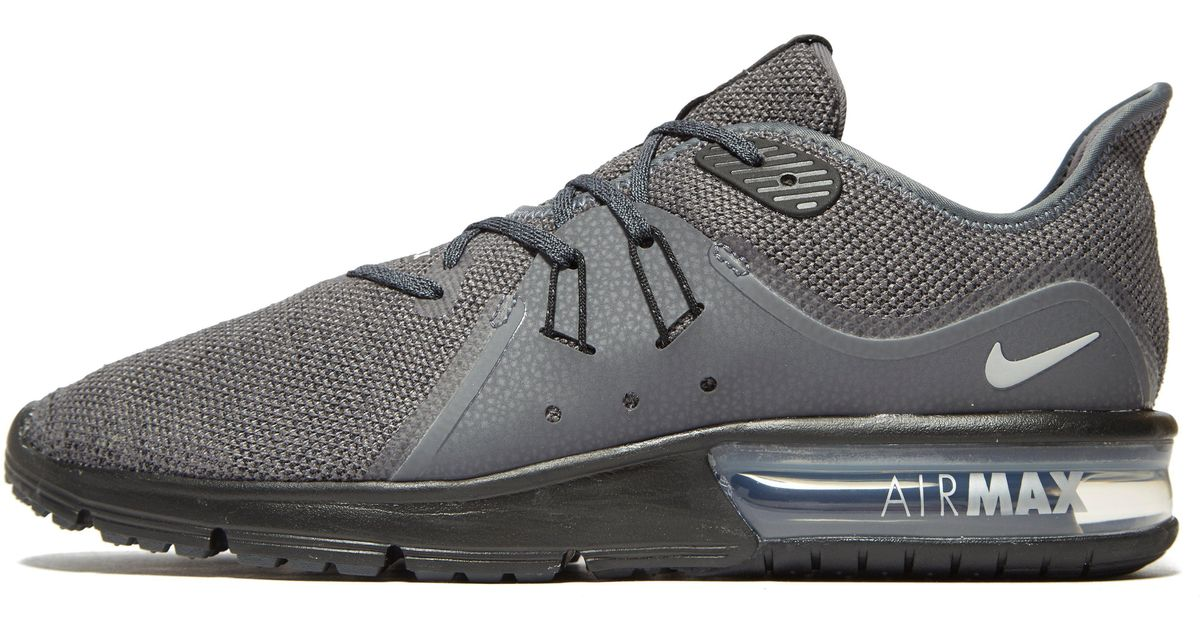 22b10f8c6c9 Lyst - Nike Air Max Sequent 3 in Gray for Men - Save 45%