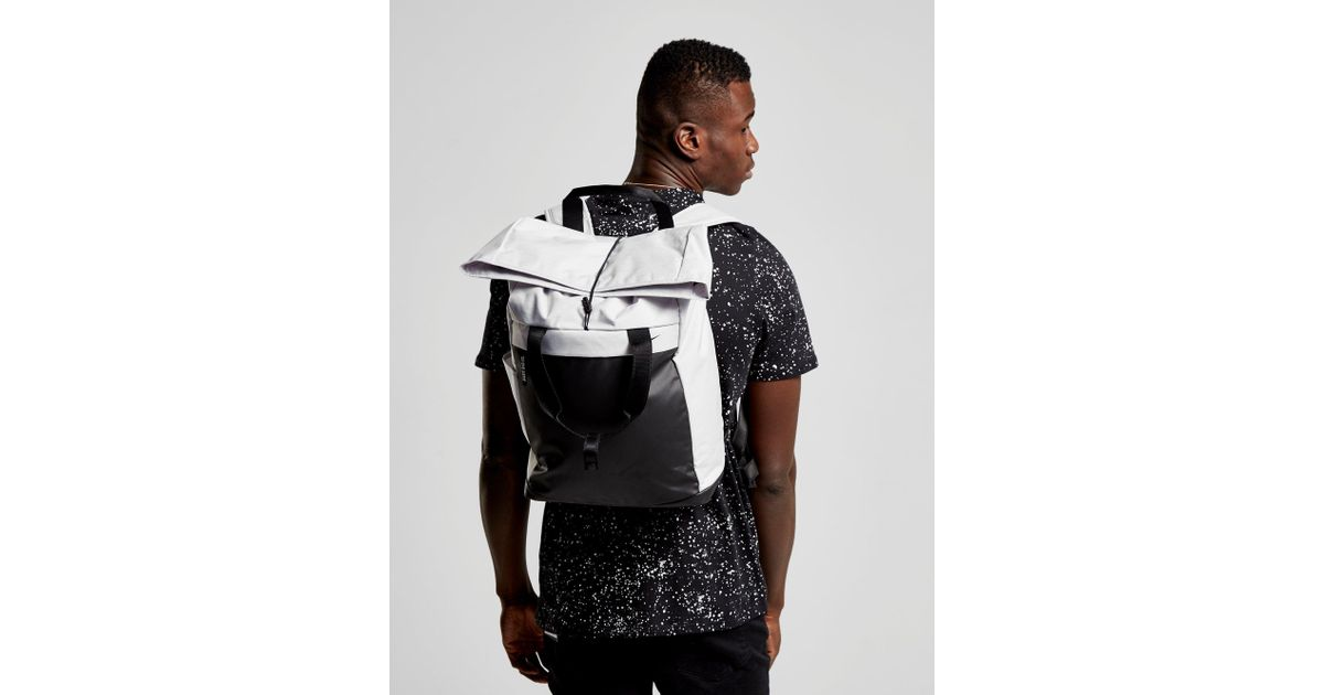 Lyst - Nike Radiate Backpack in Gray for Men a681ff2db4189