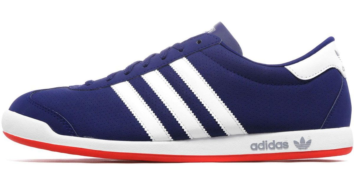 The For Adidas Sneeker Originals Men Blue Lyst In 5BvBwx