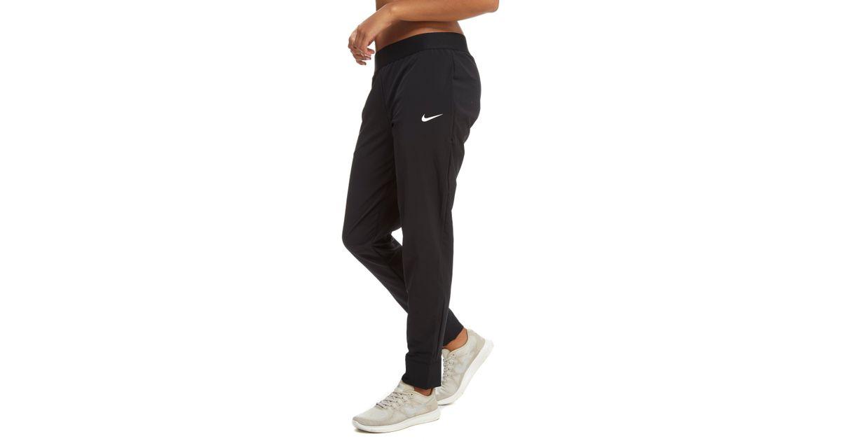 81432981 Nike Bliss Studio Pants in Black - Lyst