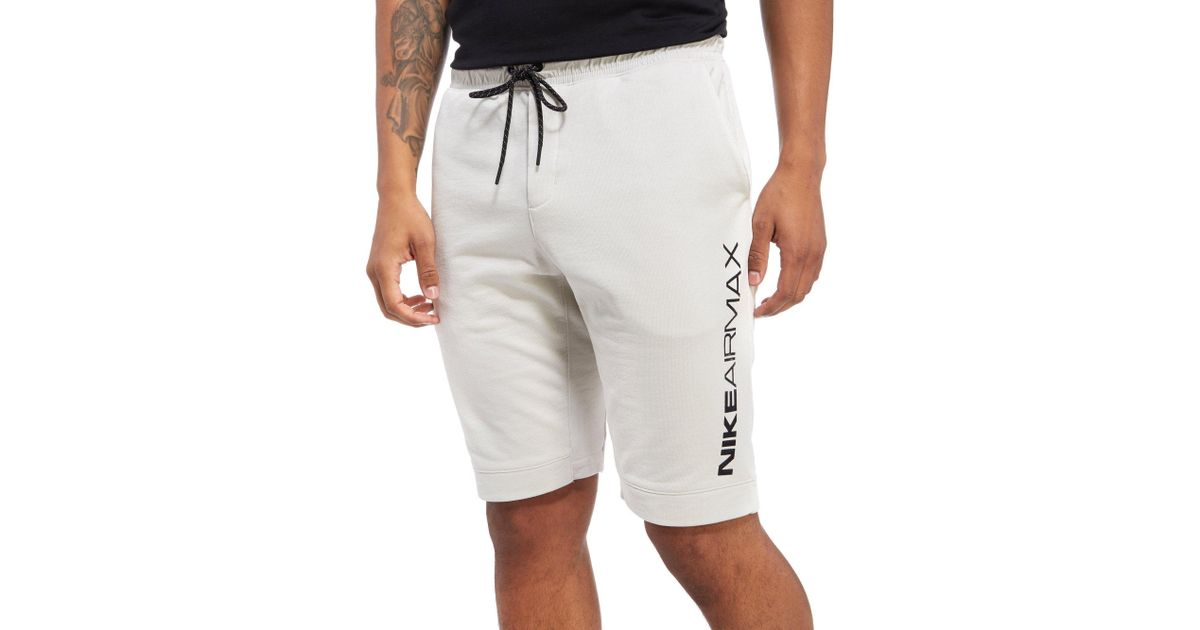 d79c9742a484 Lyst - Nike Air Max Shorts in White for Men