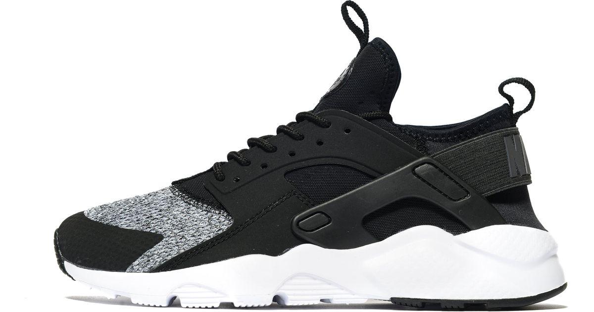 huge selection of 25b55 c27fd Lyst - Nike Air Huarache Ultra Breathe Junior in Black for Men