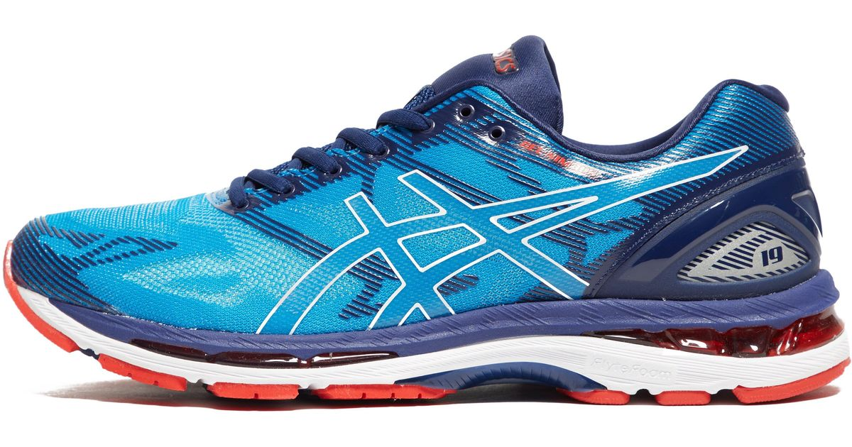 timeless design 6ac02 85751 Asics - Blue Gel-nimbus 19 Men's for Men - Lyst