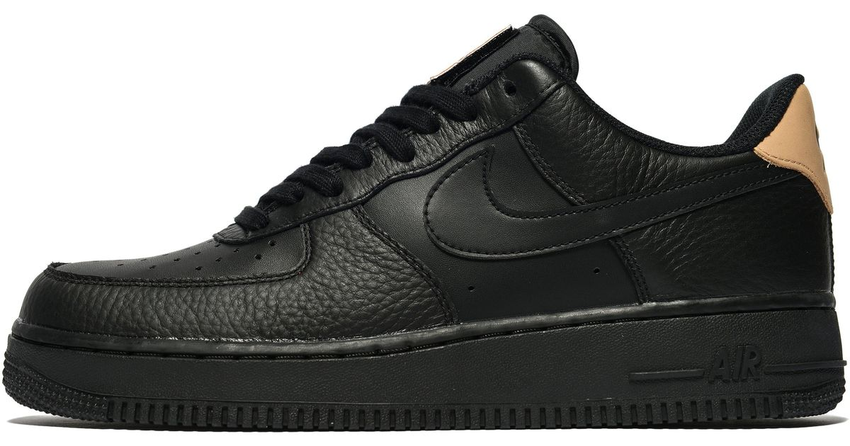 premium selection 64823 16b73 Nike Air Force 1 Lv8 in Black for Men - Lyst