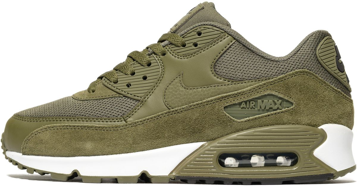 7f7310873 Lyst - Nike Air Max 90 in Green for Men