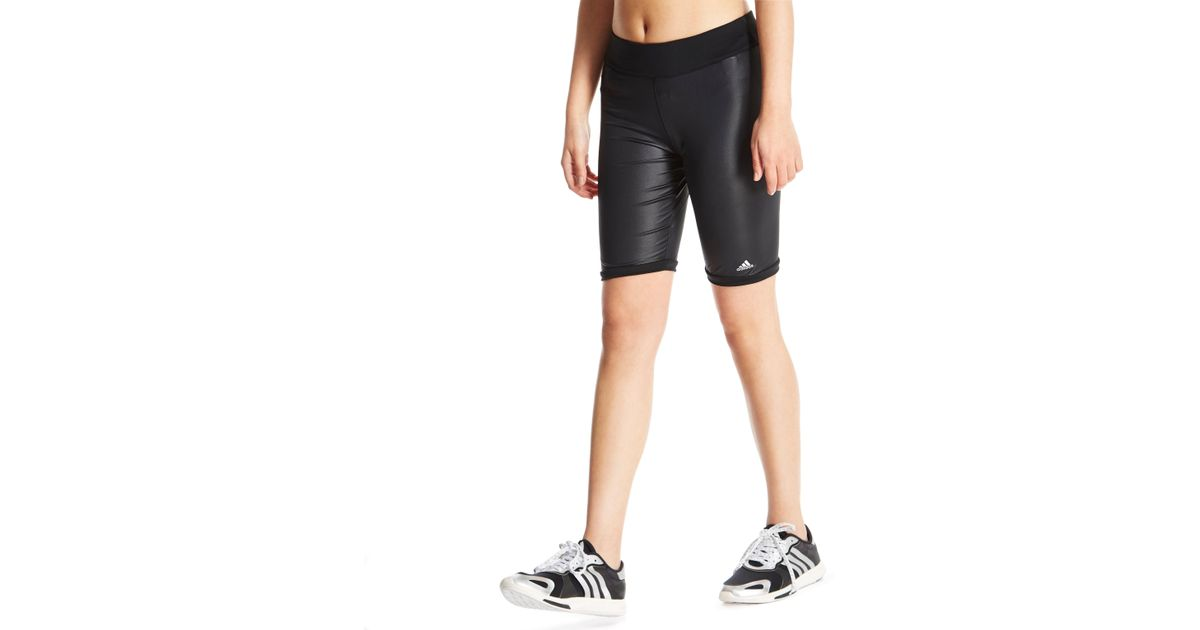 d86e2687f26b Lyst - Adidas Workout Shorts in Black