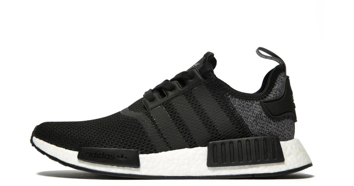 Adidas Originals Nmd R1 in Black for Men - Lyst ae70373e5