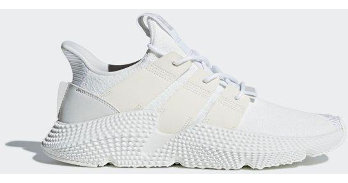 the latest 91b05 77b70 Lyst - Adidas Prophere Shoes in White
