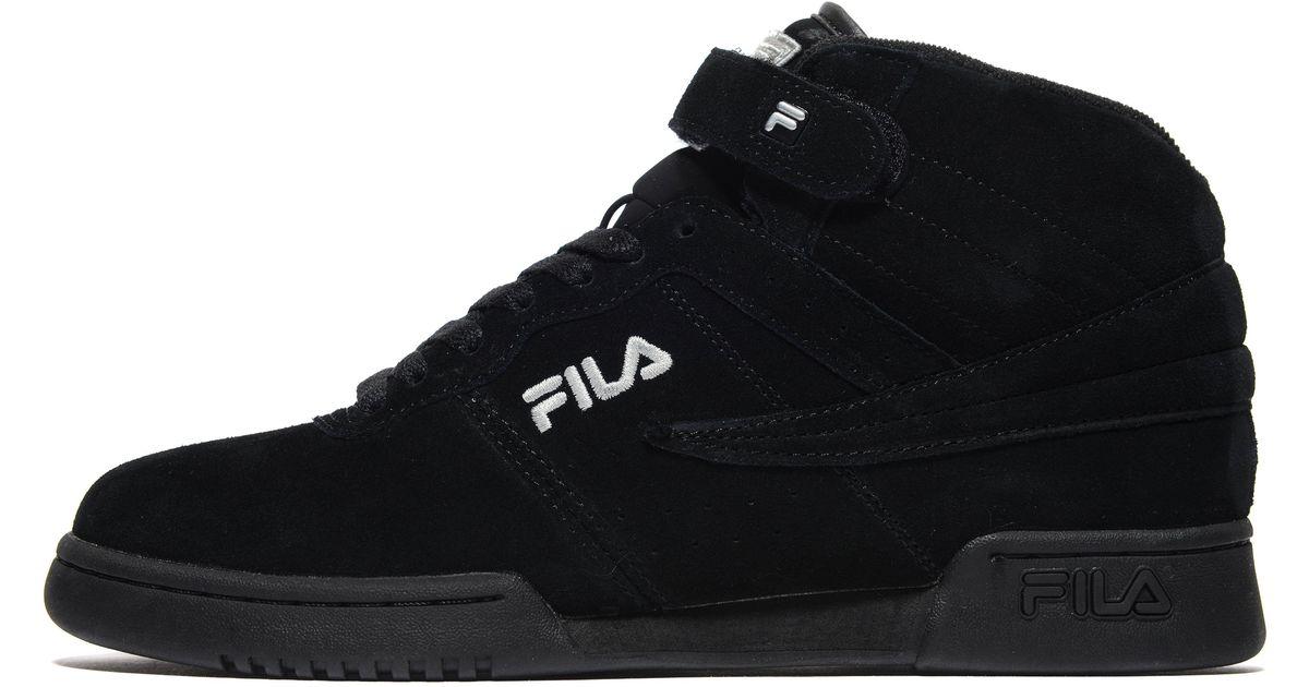 97c7ce9f4bff Fila F13 Lux in Black for Men - Lyst