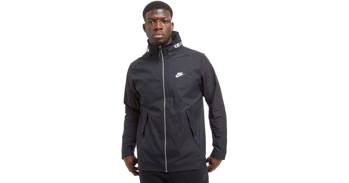 Lyst Nike Men Max For In Black Air Jacket RAL354jq