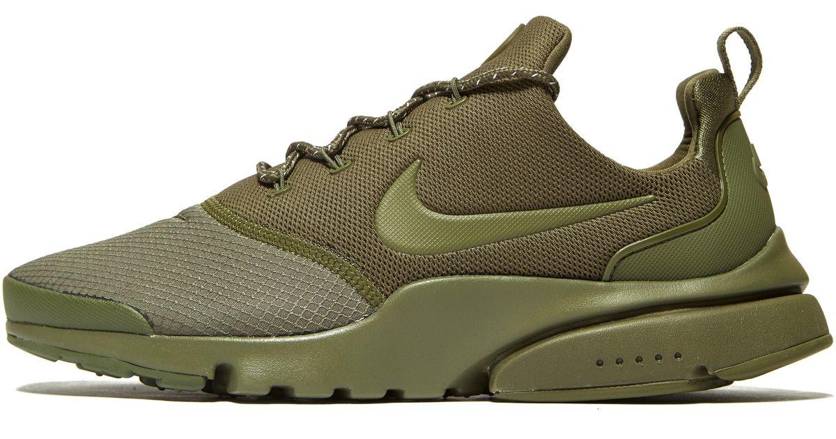 Lyst - Nike Air Presto Fly Se in Green 9cc77dad7954
