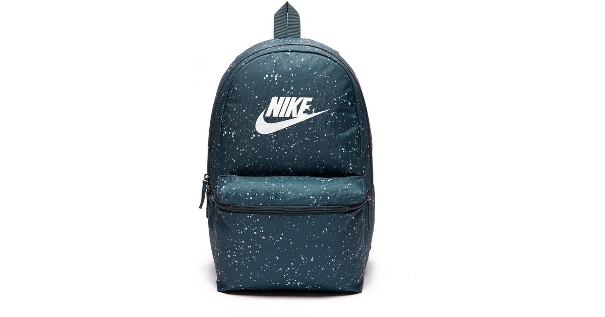 1acd17d3b5 Nike Futura Speckle Backpack in Blue for Men - Lyst