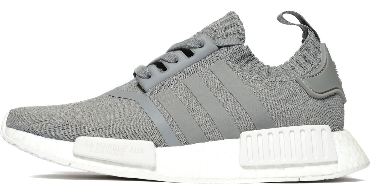 quality design adf35 912f4 Lyst - Adidas Originals Nmdr1 Primeknit in Gray for Men