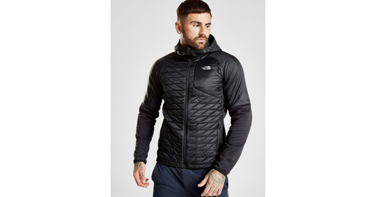 b8d0eaa254e4 Lyst - The North Face Kilowatt Thermoball Jacket in Black for Men