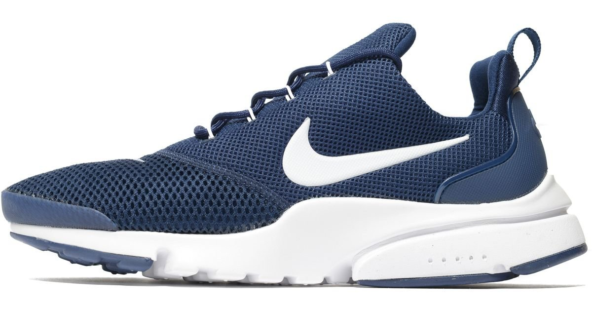 4f52f99a7eac Lyst - Nike Air Presto Fly in Blue for Men