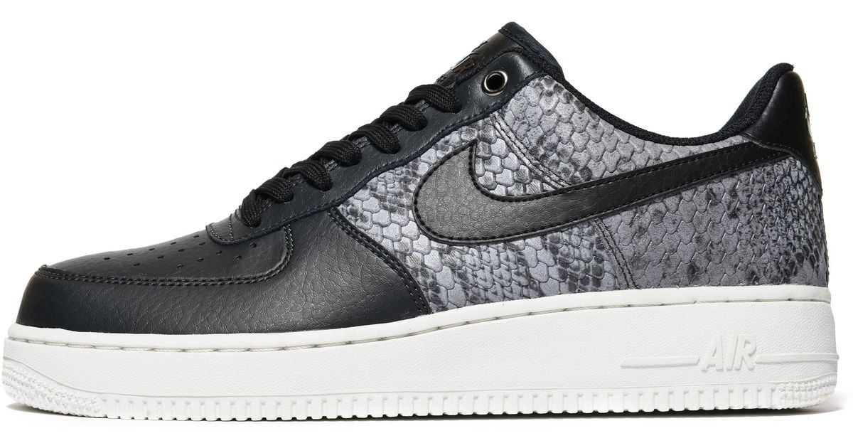 watch 36511 80922 Lyst - Nike Air Force 1 Lv8 in Black for Men