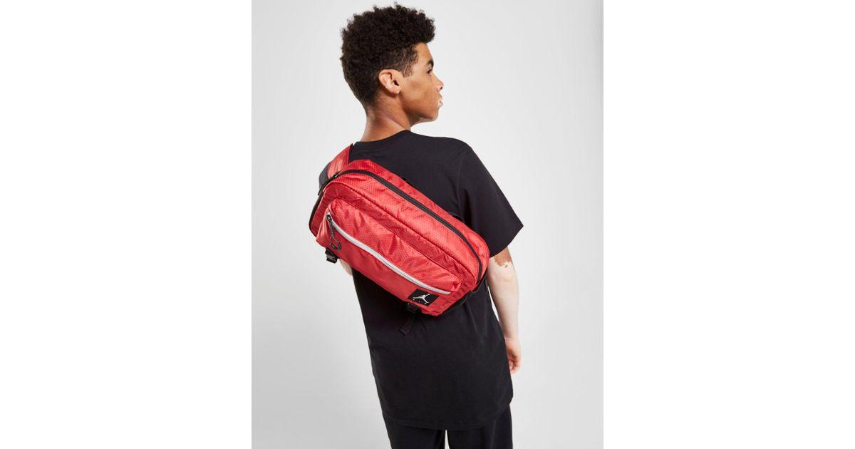 c7e4dda86d9 Lyst - Nike Crossbody Bag in Red for Men
