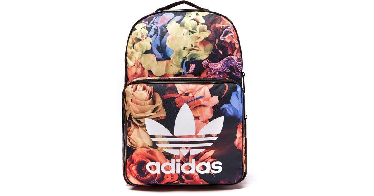 22c1ee009e9e adidas Originals Rose Backpack - Lyst