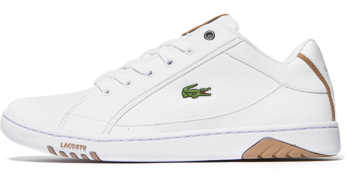 14ca77944cb Lacoste Deviation Ii in White for Men - Lyst