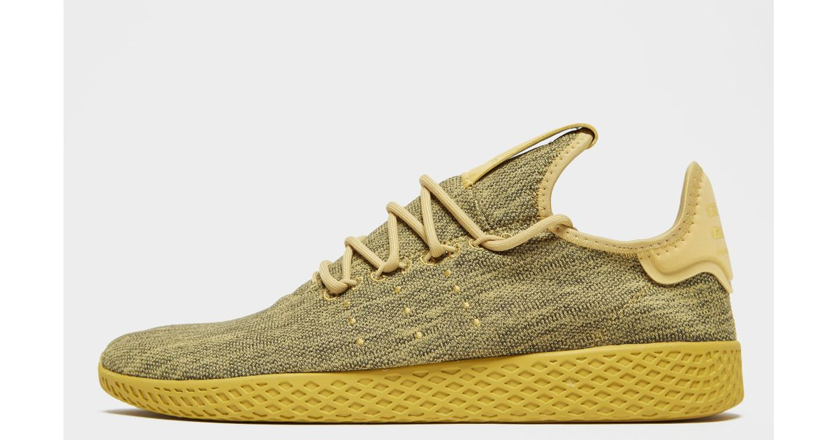 dc08105d1 Lyst - adidas Originals X Pharrell Williams Tennis Hu in Green for Men