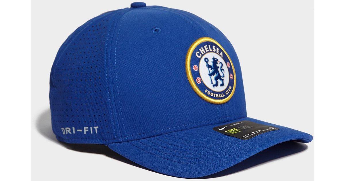 Nike Chelsea Fc Aerobill Classic99 Cap in Blue for Men - Lyst d4874fad97ab