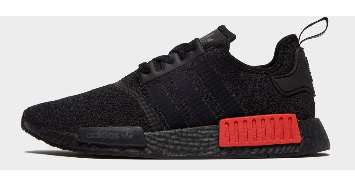 4a466797c8a9 Lyst - adidas Originals Nmd R1 Ripstop in Black for Men