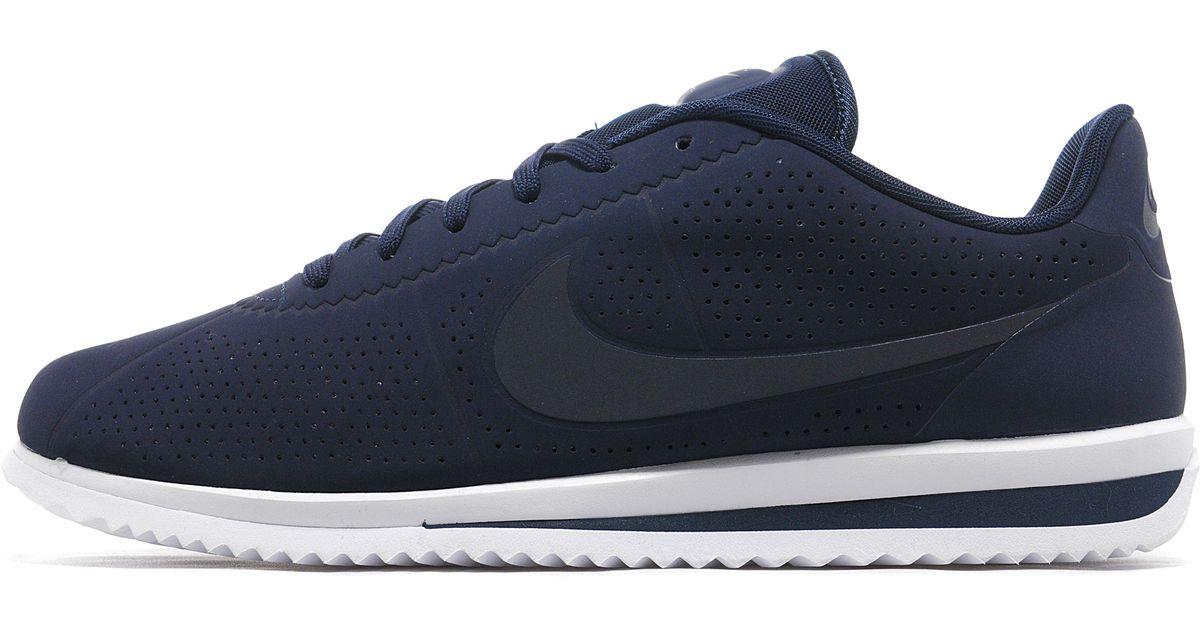 Nike - Blue Cortez Ultra Moire for Men - Lyst