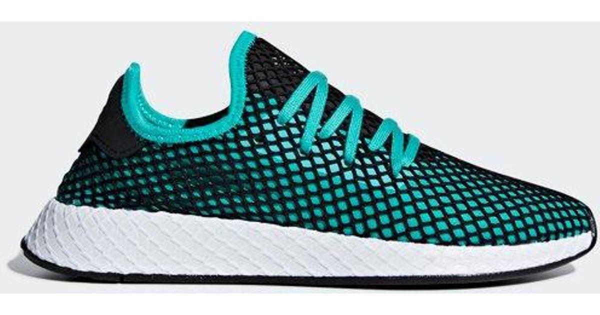 697d964133883 Lyst - adidas Deerupt Runner Shoes in Blue for Men