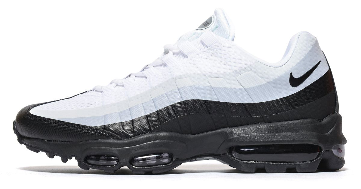 370d7563c40a Lyst - Nike Air Max 95 Ultra Essential in White for Men