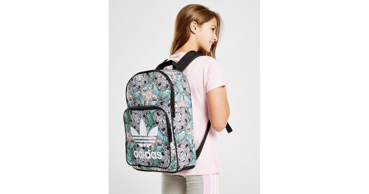 d2c581d1ea adidas Originals Classic Animal Backpack - Lyst
