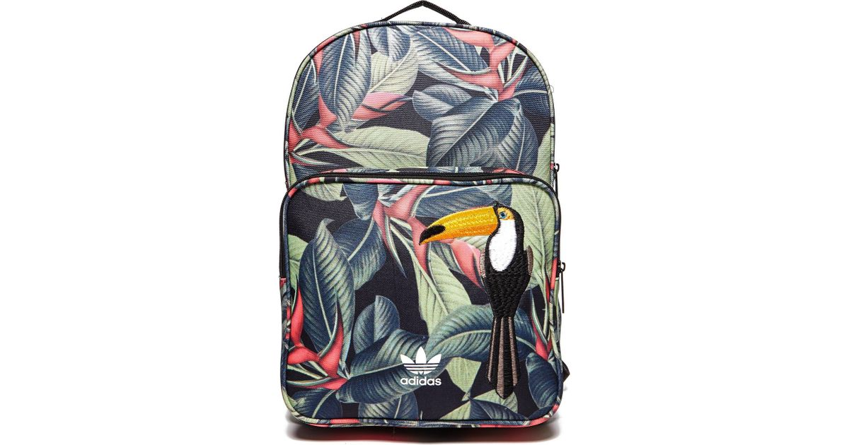 ab284707f07e Lyst - adidas Originals Classic Farm Backpack