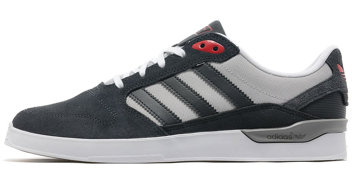 d4f5387a69d adidas Originals Zx Vulc in Gray for Men - Lyst