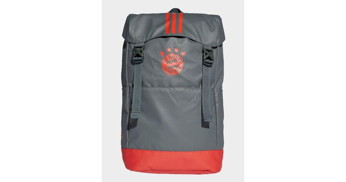 d0544e183d4b Lyst - adidas Fc Bayern Backpack for Men