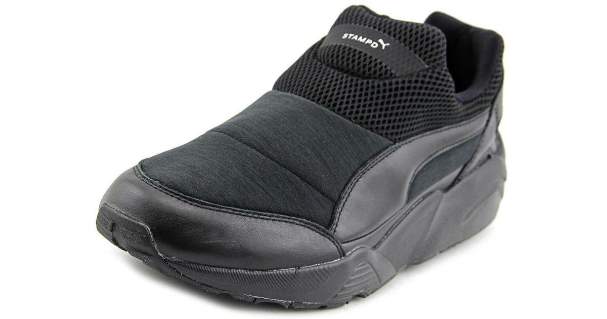 35a11dcb23a0e Lyst In Sneakers For Nm X Stamp d Sock Black Puma Trinomic Men rq6SrO