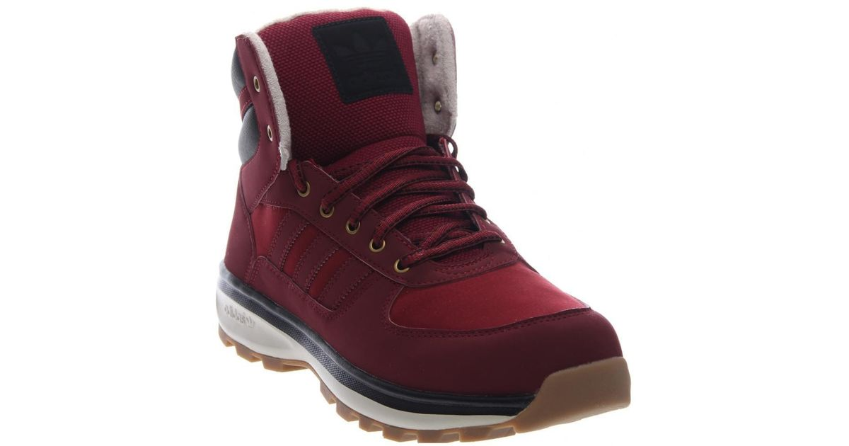 quality design 30c49 086ff Lyst - adidas Chasker Boot in Red for Men