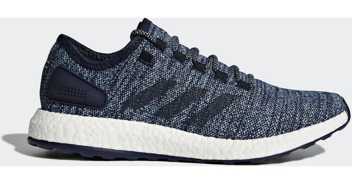 0d4f2b65a43 Lyst - adidas Pureboost All Terrain in Blue for Men