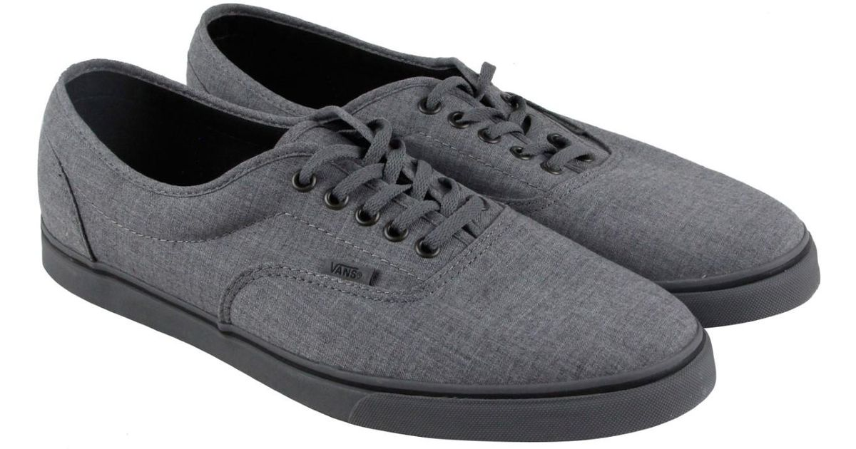86fc60ae86 Lyst - Vans Lpe Smoked Pearl Lace Up Sneakers in Gray for Men