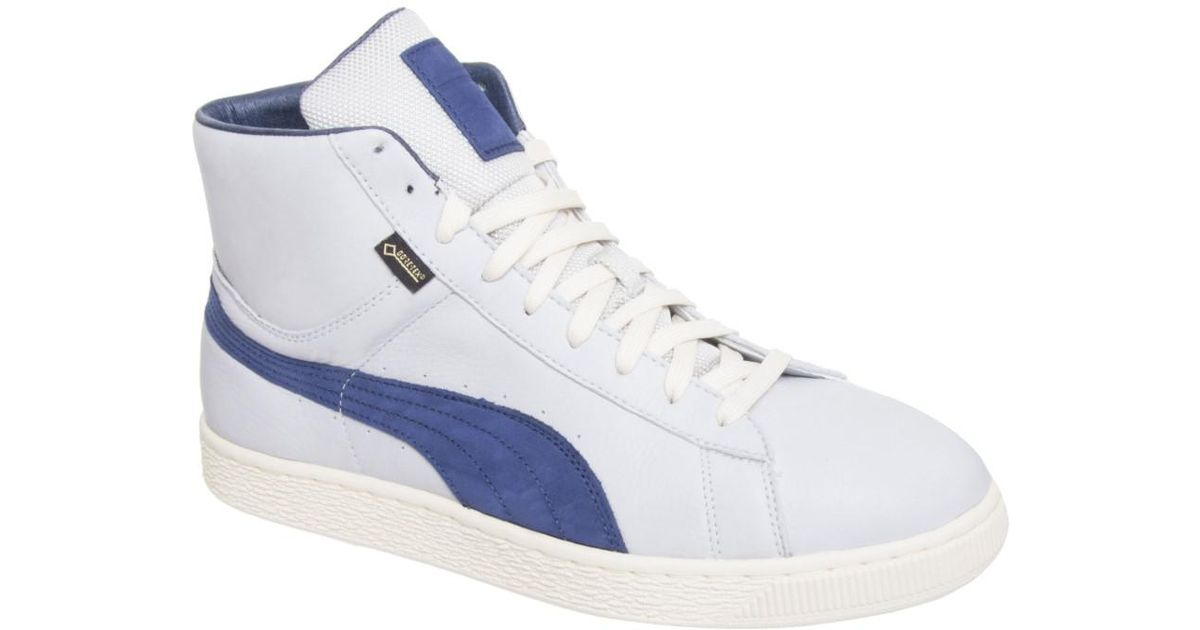 Men Gtx Puma Sneaker Multicolor Basket For Lyst Mid sQCBhotdrx