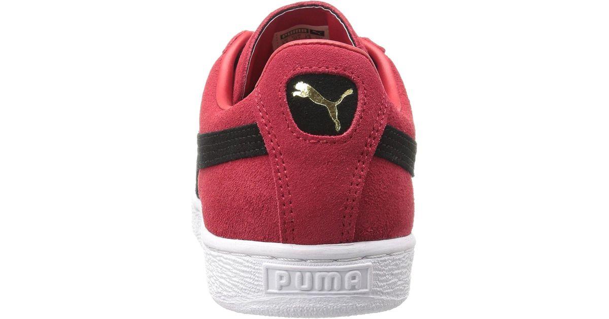 1dbd1647700 Lyst - PUMA 363242-25  Suede Classic + Toreador- Black Sneaker (10 D(m) Us  Men for Men