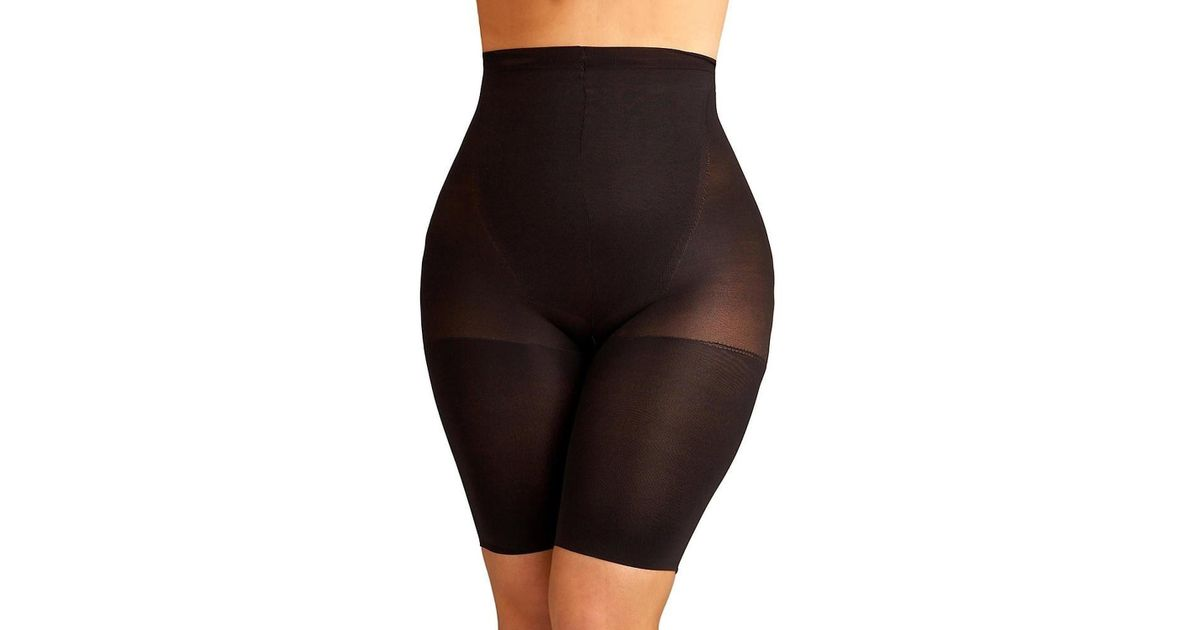 19e2bc738d Lyst - Spanx In-power Line Super Power Panties Shapewear 915 in Black