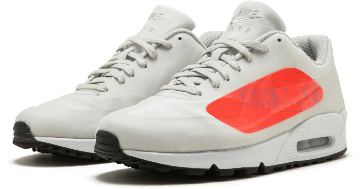 buy popular c3698 fa9b0 Lyst - Nike Air Max 90 Ns Gpx - Aj7182 001 in Gray for Men
