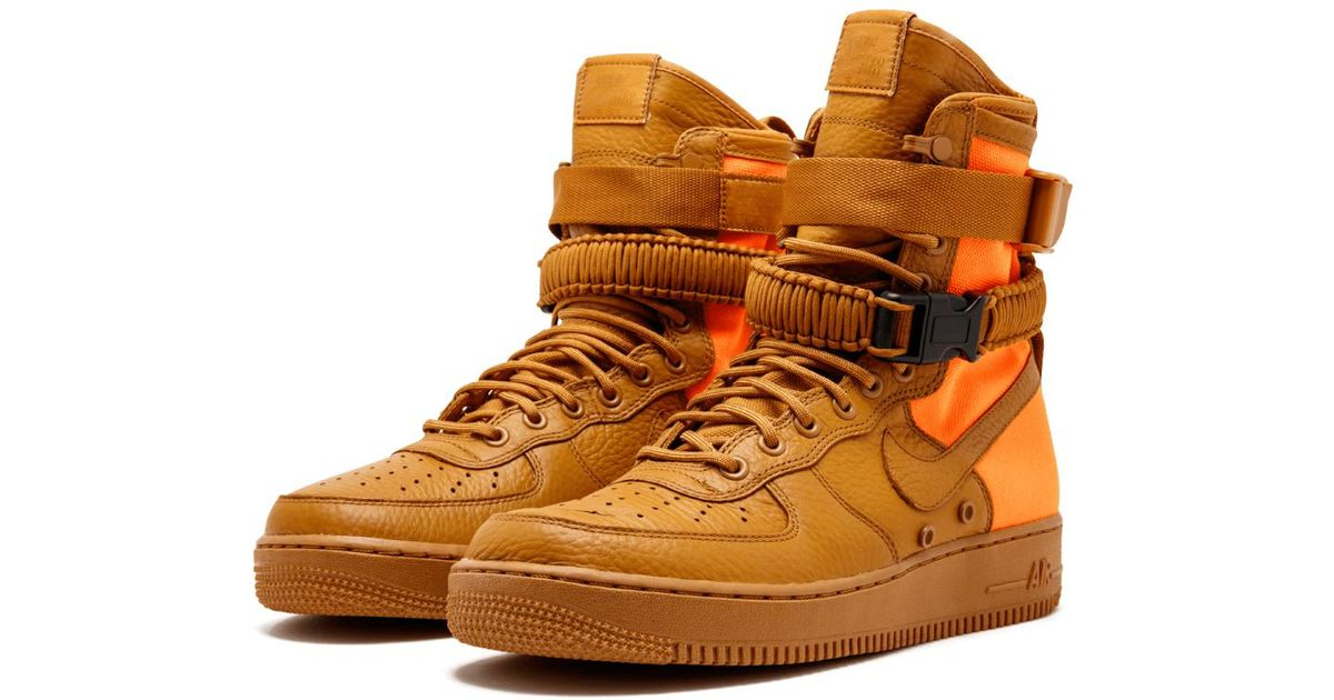 free shipping e8c55 27bcd Lyst - Nike Special Field Air Force 1 Qs for Men